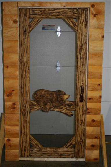 Decorating 187 Rustic Screen Doors Inspiring Photos